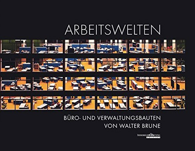Book title 'Arbeitswelten'